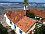 La Mision Baja Calif, Beach Front! 4 bdrm 3 bath