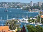 Sydney Harbour Views - Kirribilli Studio Apartment