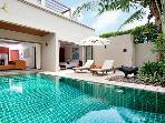 Phuket - Diamond Duplex Villa No.215 2BED