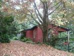 Turkey's Nest Rainforest Cottages 40 min from city