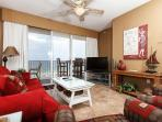 GD 508:Incredible beachview condo-new tile&amp;carpet,new furniture,WiFi, BCH SVC