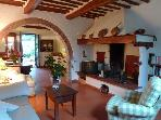 country cottage heart of Chianti Florence Tuscany