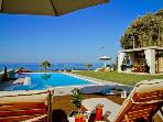 Villa Diamond - Superb villa located on the Sea!