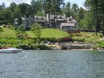 Fantastic Views Accompany This Townhouse On Lake Winnipesaukee (ELD05Wf)
