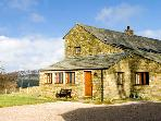 USHERWOODS DAIRY, pet friendly, luxury holiday cottage, with a garden in Tatham Near Bentham, Ref 1963