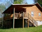 FOX CREEK WATERSIDE CABIN - Just minutes to train