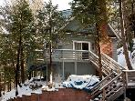 Warm &amp; Inviting 3BR Cabin in Beautiful San Bernardino National Forest