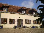 Idyllic Loches Farmhouse, close to Loire Chateaux