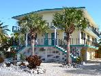 Key Colony Beach Waterfront Duplex 6 Bedrooms,Pool