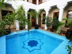 Riad Africa, Luxury Riad in heart of Marrakech