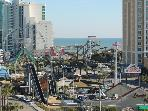 Holiday Towers Second Row with View Myrtle Beach South Carolina