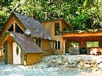 Vista View Chalet at Lake Wenatchee with Spectacular Mountain Views