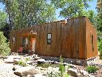 Taos Rio Eco House on the Taos de Fernando River