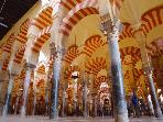 Cordoba, the center of Jewry, 200m from th Mosque with high speed internet
