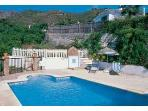 Villa Rosalia nr Nerja, pool, air-con, great views