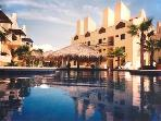 1 bdr condo - Baja, Los Cabos: golf , beach + car!