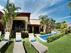 Beachfront Luxury Villa & Guesthouse, Hermosa Palms top of class, sleeps 4-10
