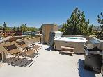 Rooftop Hot Tub w/Mountain Views, Pool Table, Boat Dock -  Lido Keys Home