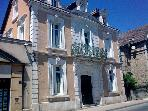 Elegant townhouse central Sarlat Dordogne Sleeps 8