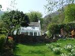 HERON  COTTAGE, Thornthwaite, Keswick