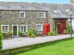 ULDALE, Grade II barn conversion, games room, large grounds, close lake at Bassenthwaite, Ref 17443
