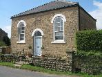 ST. MARY'S MISSION ROOM, pet friendly, character holiday cottage, with a garden in Ebberston, Ref 2336