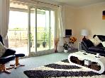 GOLF VIEW APARTMENT, pet friendly, with a garden in Nairn, Ref 2533