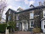 NUMBER 16, family friendly, luxury holiday cottage, with a garden in Bowness & Windermere, Ref 3791