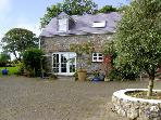 THE COACH HOUSE, pet friendly, country holiday cottage, with a garden in Wolfscastle, Ref 4350