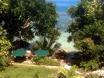 Elegant 3 bedroom beachfront self-catering duplex