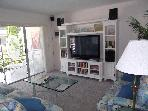 Breathtaking 2 BR/2 Ba, 77 Steps to the Beach