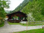 Traditional Swiss Chalet