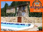 Tuscany Villa with pool - Villa le Capanne