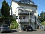 Vacation Apartment in Bergisch Gladbach - 807 sqft, quiet, central, bright (# 3583) #3583