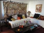 Charming French touch Almagro Suite in Quito