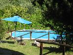 CICLAMINO LUCCA garden Pool &amp; Stunning views, WIFI