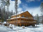Eco chic luxury/getaway in the Rockies-