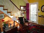Spacious 3bdrm near JHU, in quiet neighborhood, sleeps 5+