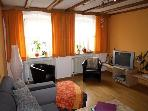 Vacation Apartment in Rommersheim - 1292 sqft, expansive, historical building (# 458) #458