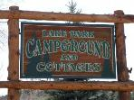 ‪Lake Park Campground and Cottages‬