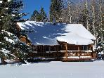 San Juan Mtn Cabin-Hunt, Snowmobile, Xcountry Ski