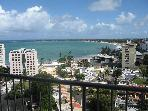 ESJ Towers beachfront studio San Juan's best beach