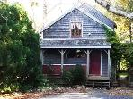Captain's Cottage at 70 Elm Street in Camden, ME