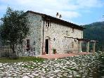 Farmhouse Rental in Tuscany, Stiava - Casa Carnevale