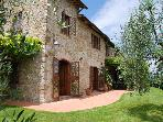 Farmhouse for Family on Tuscany and Umbria Border - Villa Ficulle
