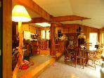 Gull Lake cottage w/ 2 mi private hkng/ski trails