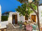 Lindos Amazing Cottages with spectacular views