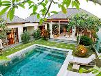 BEAUTIFUL  3 BEDROOMS VILLA FOR RENT IN LEGIAN