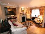 Chelsea townhouse, South Kensington, Sleeps 4.