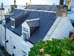 ELLIE-ANN COTTAGE, pet friendly, character holiday cottage, with a garden in Gardenstown, Ref 8887